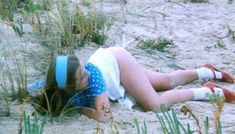 Полностью голая Шарлотт Александра в фильме «Настоящая девчонка» фото #39