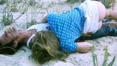 Полностью голая Шарлотт Александра в фильме «Настоящая девчонка» фото #41