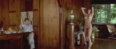 Голая Шарлотт Александра в фильме «Прощай, Эммануэль» фото #5