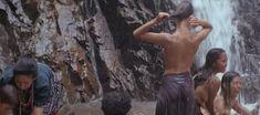 Голая Шарлотта Льюис в фильме «Солдаты фортуны» фото #2