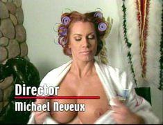 Огромная голая грудь Эйприл Хантер в эротическом видео Ironman Magazines Sexy Swimsuit Spectacular 5 фото #14