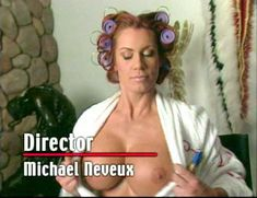 Огромная голая грудь Эйприл Хантер в эротическом видео Ironman Magazines Sexy Swimsuit Spectacular 5 фото #16