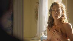 Голая Эллисон Дженни в сериале «Мастера секса» фото #6
