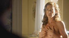 Голая Эллисон Дженни в сериале «Мастера секса» фото #7