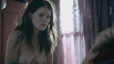 Голая Эмма Гринвелл в сериале «Бесстыдники» фото #40