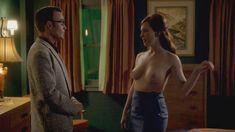 Голая Эрин Каммингс в сериале «Мастера секса» фото #1