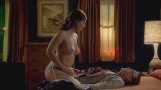 Голая Эрин Каммингс в сериале «Мастера секса» фото #4