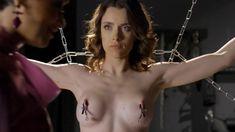 Голая Эшлинн Йенни в сериале «Подчинение» фото #10