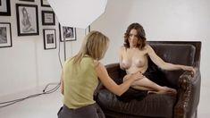 Голая Эшлинн Йенни в сериале «Подчинение» фото #38