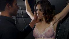 Голая Эшлинн Йенни в сериале «Подчинение» фото #45