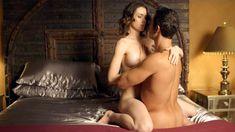 Голая Эшлинн Йенни в сериале «Подчинение» фото #57