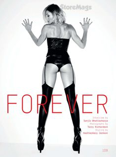 Эротичная Камерон Диаз в журнале Esquire фото #4