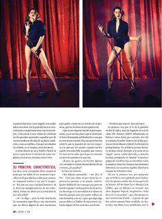Сексуальная Эмбер Хёрд в журнале Esquire фото #4