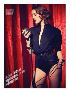 Сексуальная Эмбер Хёрд в журнале Esquire фото #5