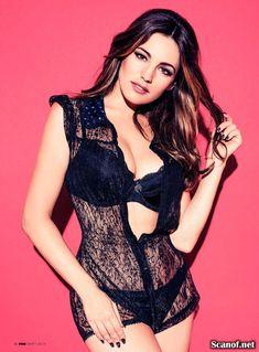 Сексуальная Келли Брук в журнале FHM фото #2