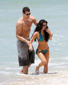 Красотка Ким Кардашьян отдыхает на пляже Пуэрто-Вальярта фото #13