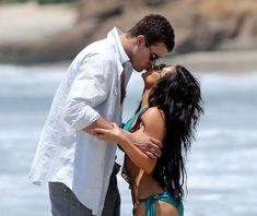 Красотка Ким Кардашьян отдыхает на пляже Пуэрто-Вальярта фото #19