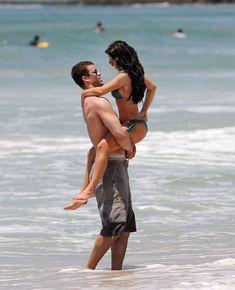 Красотка Ким Кардашьян отдыхает на пляже Пуэрто-Вальярта фото #28