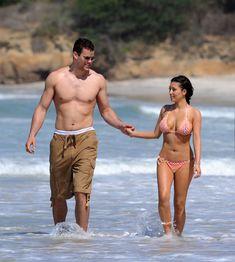 Красотка Ким Кардашьян отдыхает на пляже Пуэрто-Вальярта фото #32
