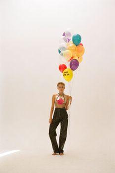 Майли Сайрус в фотосессии для альбома Bangerz фото #24