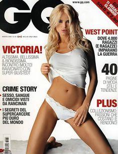 Виктория Сильвстедт разделась для журнал GQ фото #1