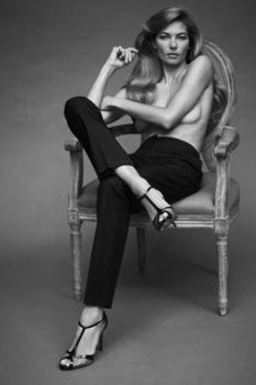 Джессика Харт в эро фотосессии Бруно Штауба фото #3