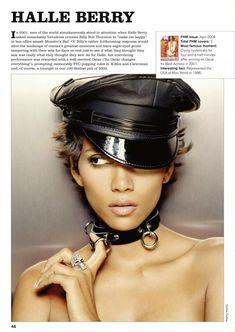 Сексуальная Холли Берри в журнале FHM фото #1