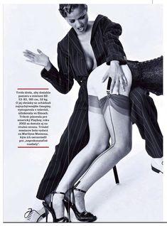 Дита Фон Тиз в лесбийской фотосессии в журнале Playboy фото #5