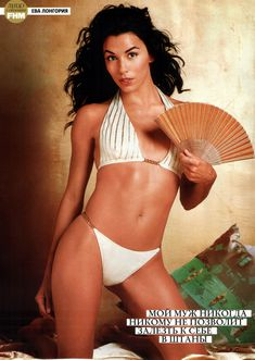 Эротичная Ева Лонгория  в журнале FHM фото #6