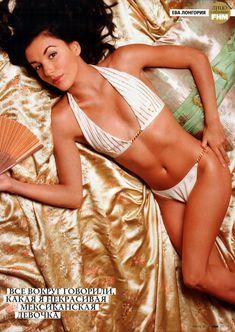 Эротичная Ева Лонгория  в журнале FHM фото #9