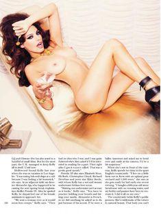 Келли Брук оголилась в американском журнале Playboy фото #4