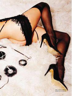 Келли Брук оголилась в американском журнале Playboy фото #9
