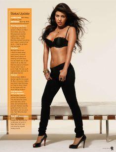 Эротическая Кортни Кардашян на фото в журнале Maxim фото #3