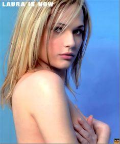 Красотка Лаура Кьятти засветила грудь в журнале FOX фото #5