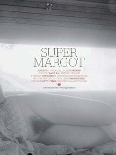 Полностью голая Марго Киддер снялась в журнале Playboy фото #2
