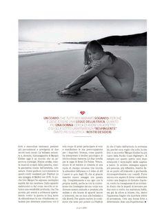Полностью голая Марго Киддер снялась в журнале Playboy фото #5