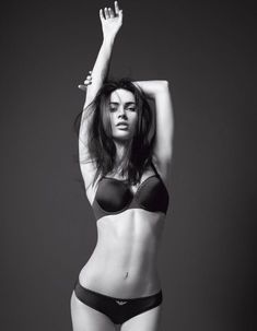 Сексапильная Меган Фокс  в журнале Nuts фото #6
