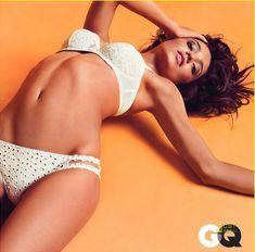 Секси Миранда Керр  в журнале GQ фото #3
