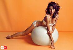 Секси Миранда Керр  в журнале GQ фото #5