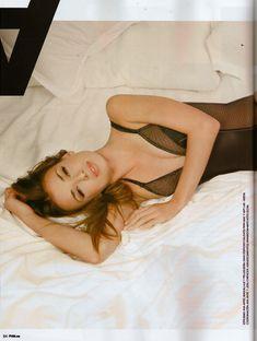 Сексуальная Наташа Яровенко на фото в журнале FHM фото #6