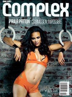 Секси Пола Пэттон  в журнале Complex фото #1