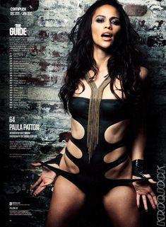 Секси Пола Пэттон  в журнале Complex фото #3