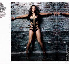 Секси Пола Пэттон  в журнале Complex фото #5