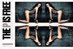 Секси Пола Пэттон  в журнале Complex фото #6