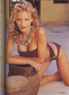 Сексуальная Табретт Бетелл снялась в журнале Ralph фото #4