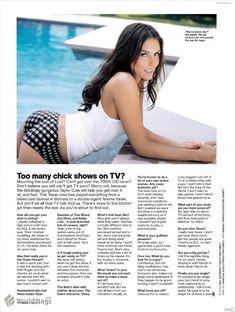 Соблазнительная Тейлор Коул на фото в журнале Maxim фото #3