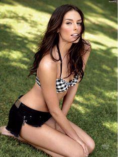 Соблазнительная Тейлор Коул на фото в журнале Maxim фото #6