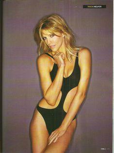Секси Триша Хелфер  в журнале FHM фото #4