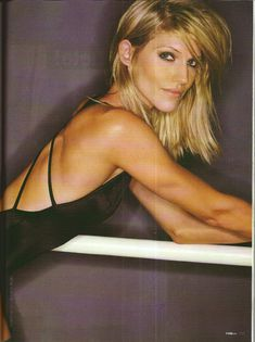 Секси Триша Хелфер  в журнале FHM фото #5