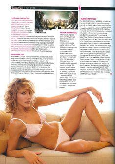 Попка Триша Хелфер  в журнале Maximal фото #3